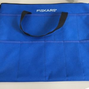 Fiskars scissors carrying tote